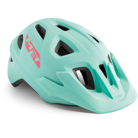 MET Eldar Bike Helmet Children turquoise